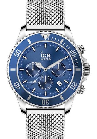 ice-watch Multifunktionsuhr »ICE steel, 017668« kaufen