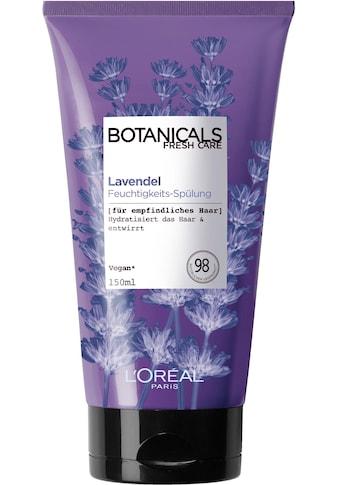 """BOTANICALS Haarspülung """"Lavendel Hydratisierende Pflege"""" kaufen"""