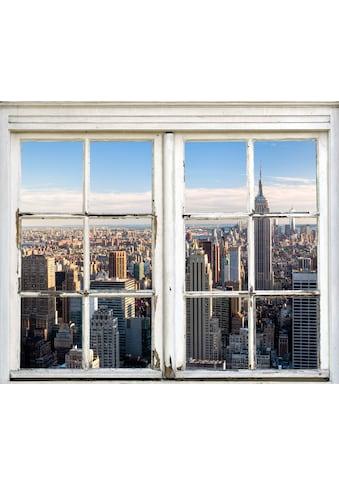 queence Wandsticker »New York« kaufen