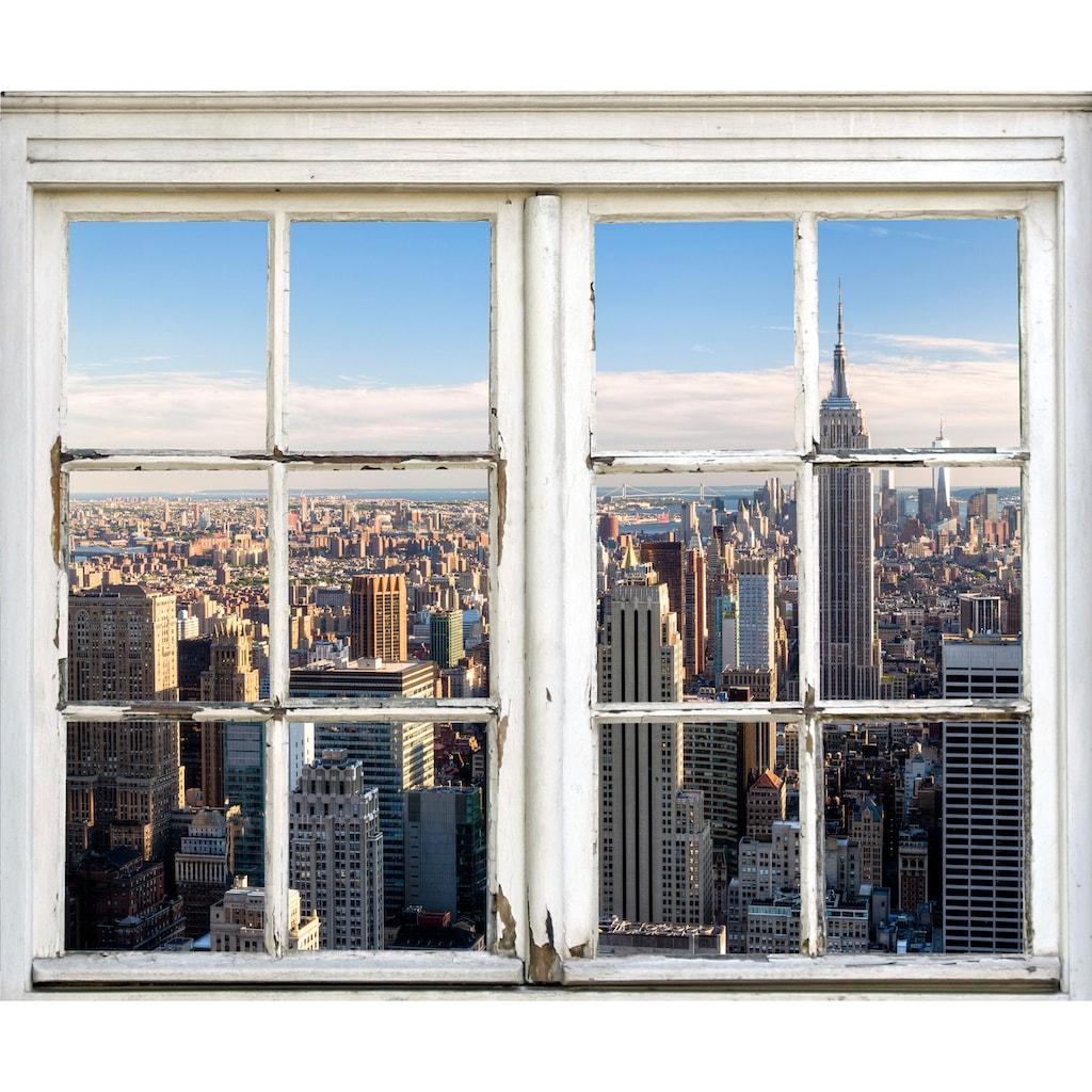 queence Wandsticker »New York«