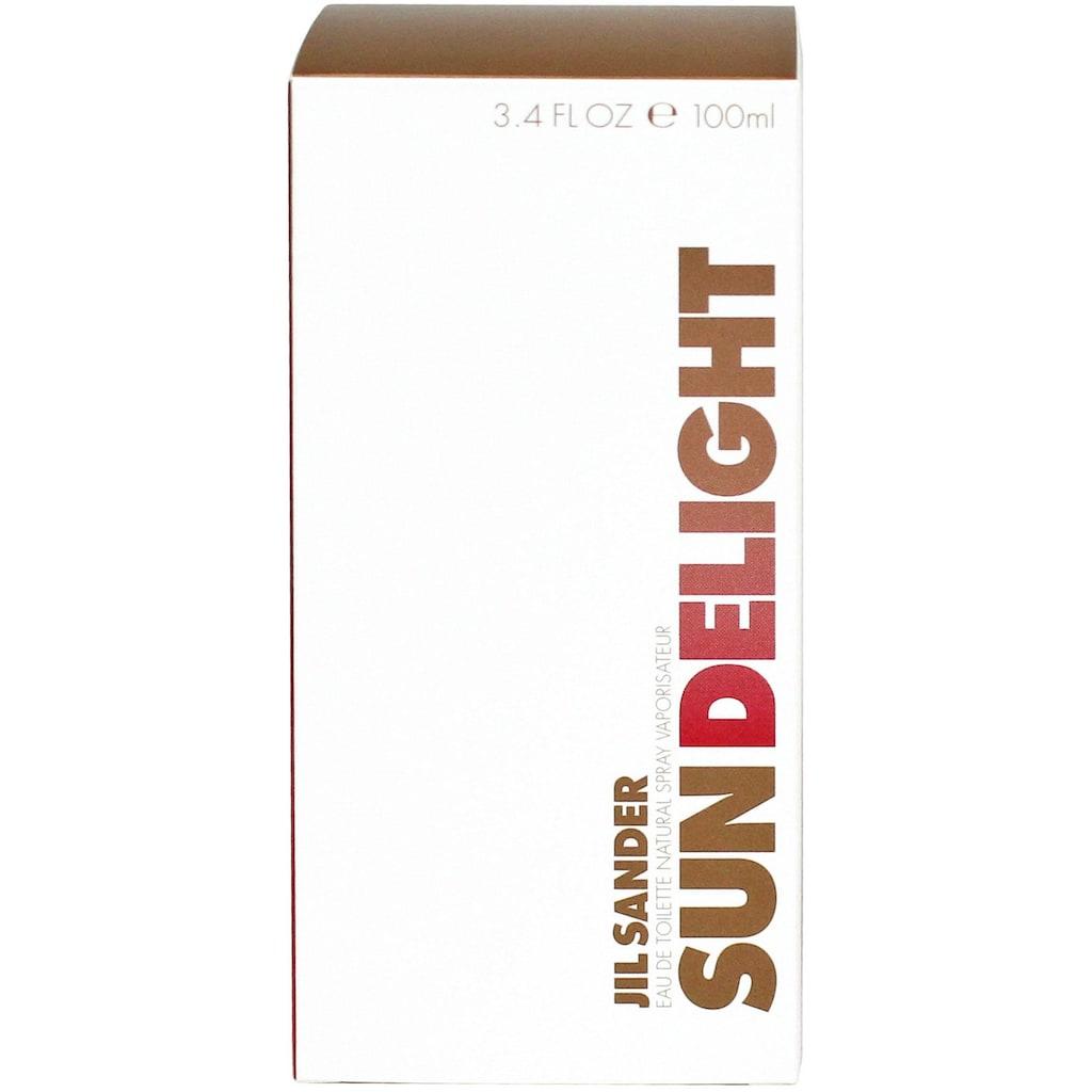 JIL SANDER Eau de Toilette »Sun Delight«