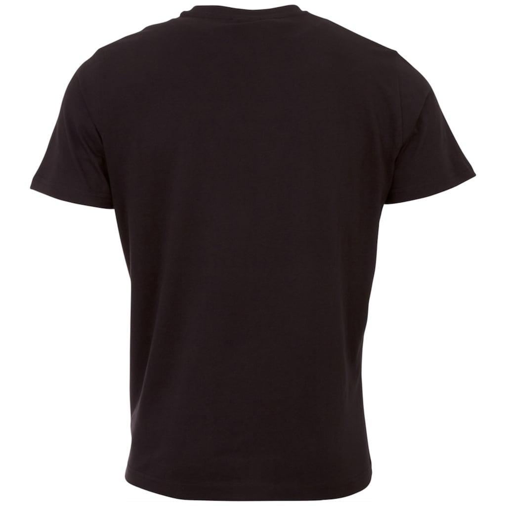 Kappa T-Shirt »AUTHENTIC CASPAR KIDS«, mit plakativem Logoprint