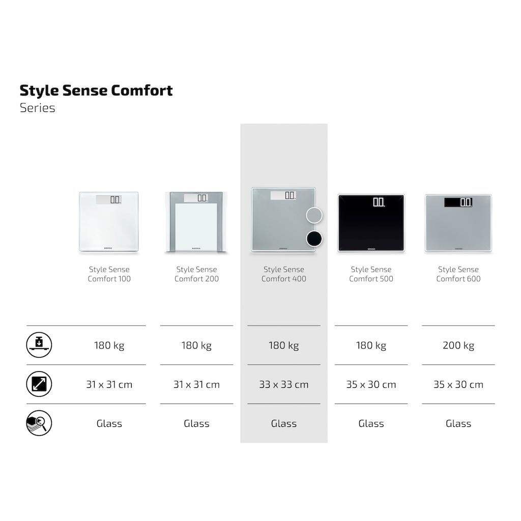 Soehnle Personenwaage »Style Sense Comfort 400«