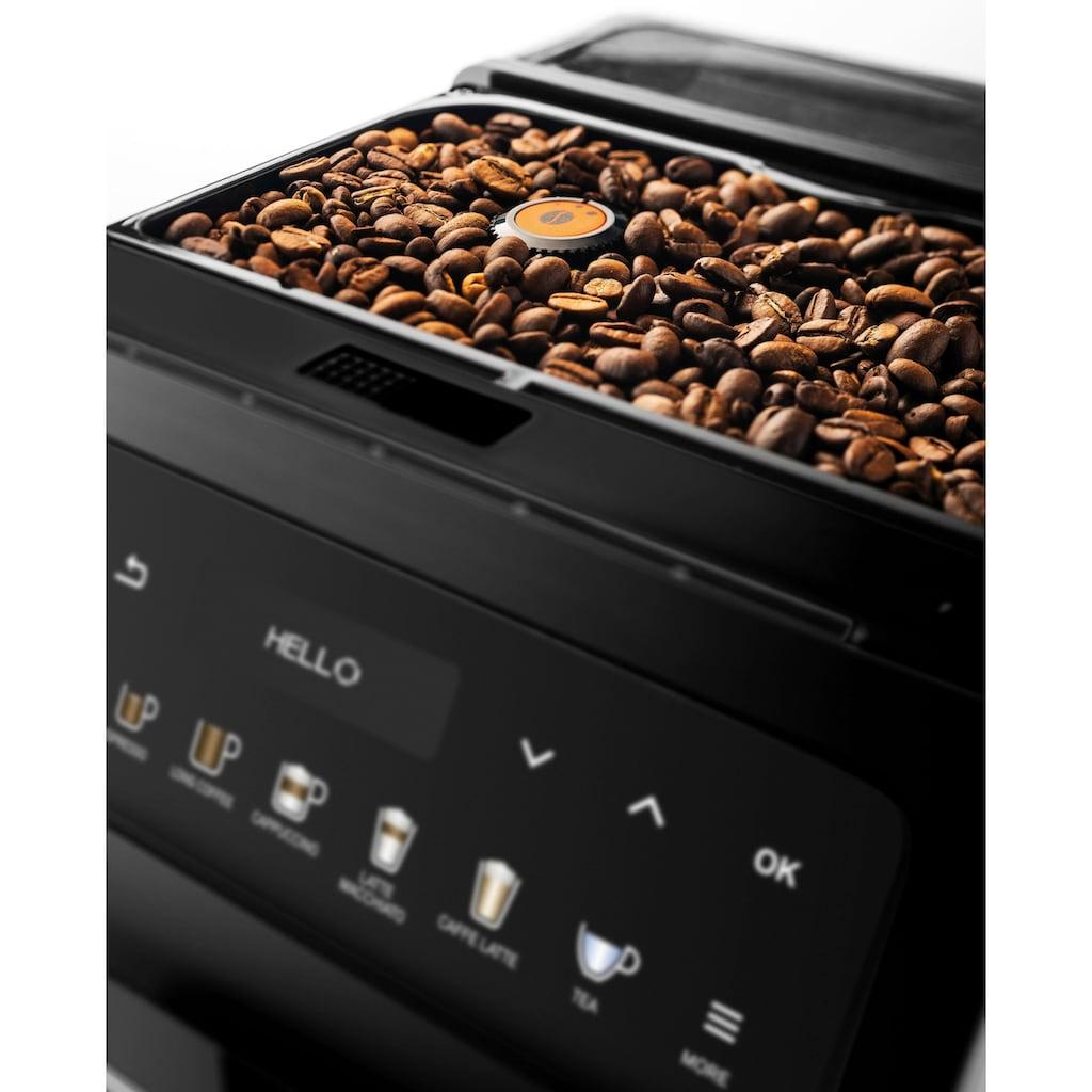 Krups Kaffeevollautomat »EA8948 Evidence Plus One-Touch-Cappuccino«, Platzsparend mit vielen technischen Innovationen und Bedienungshighlights