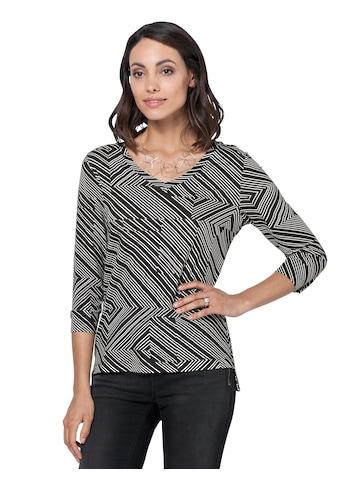 ambria Shirt mit Seitenschlitzen kaufen