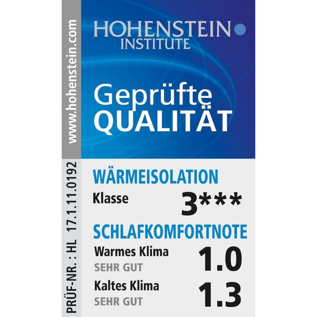 Daunenbettdecke, Normal , Häussling, »Kristall Edition«
