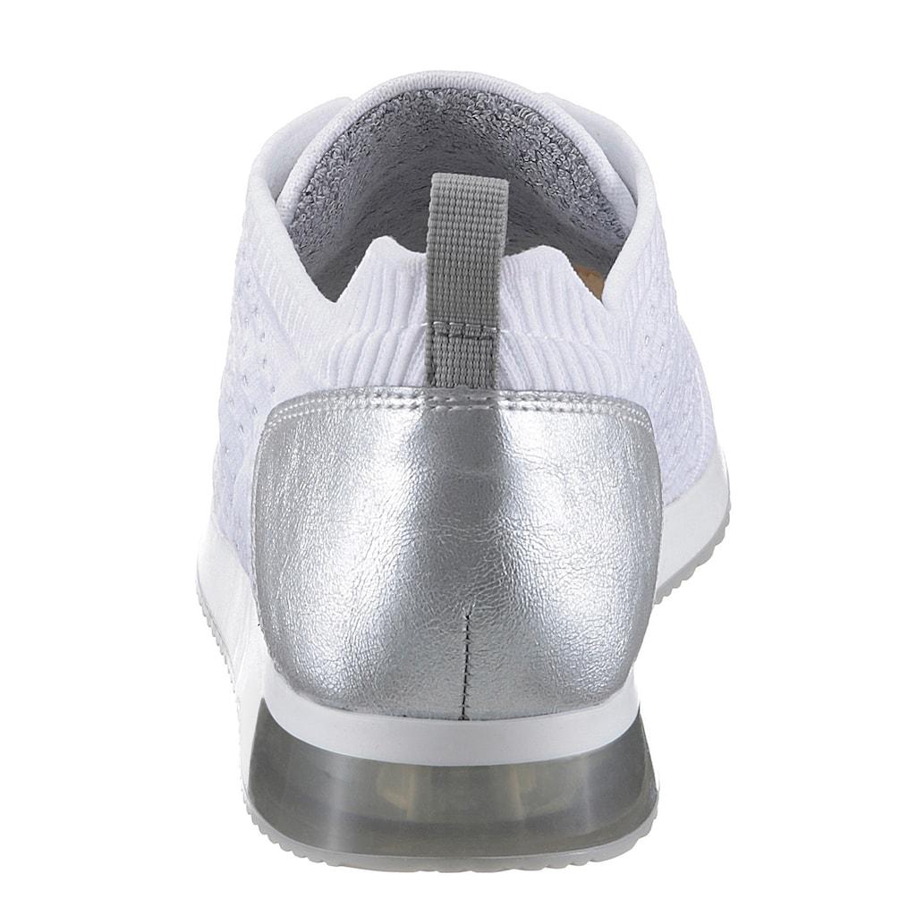 Ara Sneaker »LISSABON«, mit Stretch-Einschlupf