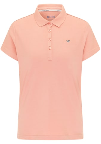 MUSTANG Poloshirt »Alina PC Polo«, kurzarm kaufen