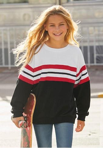 Arizona Sweatshirt, in sehr weiter Form kaufen
