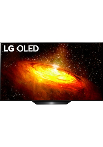 "LG OLED-Fernseher »OLED55BX9LB«, 139 cm/55 "", 4K Ultra HD, Smart-TV, Twin Triple-Tuner-Google Assistant, Alexa und AirPlay 2-inkl. Magic Remote-Fernbedienung kaufen"