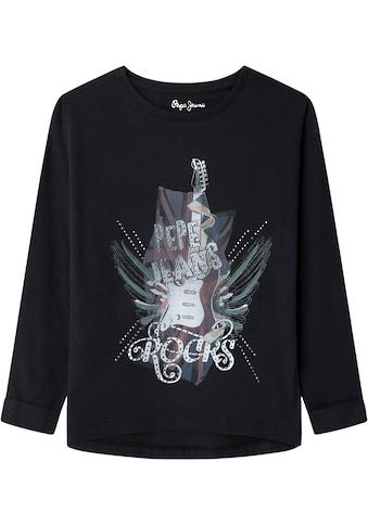Pepe Jeans Langarmshirt »TANSIM« kaufen
