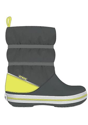 Crocs Winterstiefel »Winter Puff Boot«, zum Schlupfen kaufen