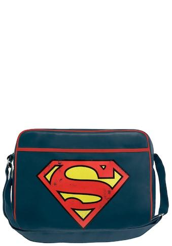 LOGOSHIRT Tasche mit Superman Logo-Frontprint kaufen