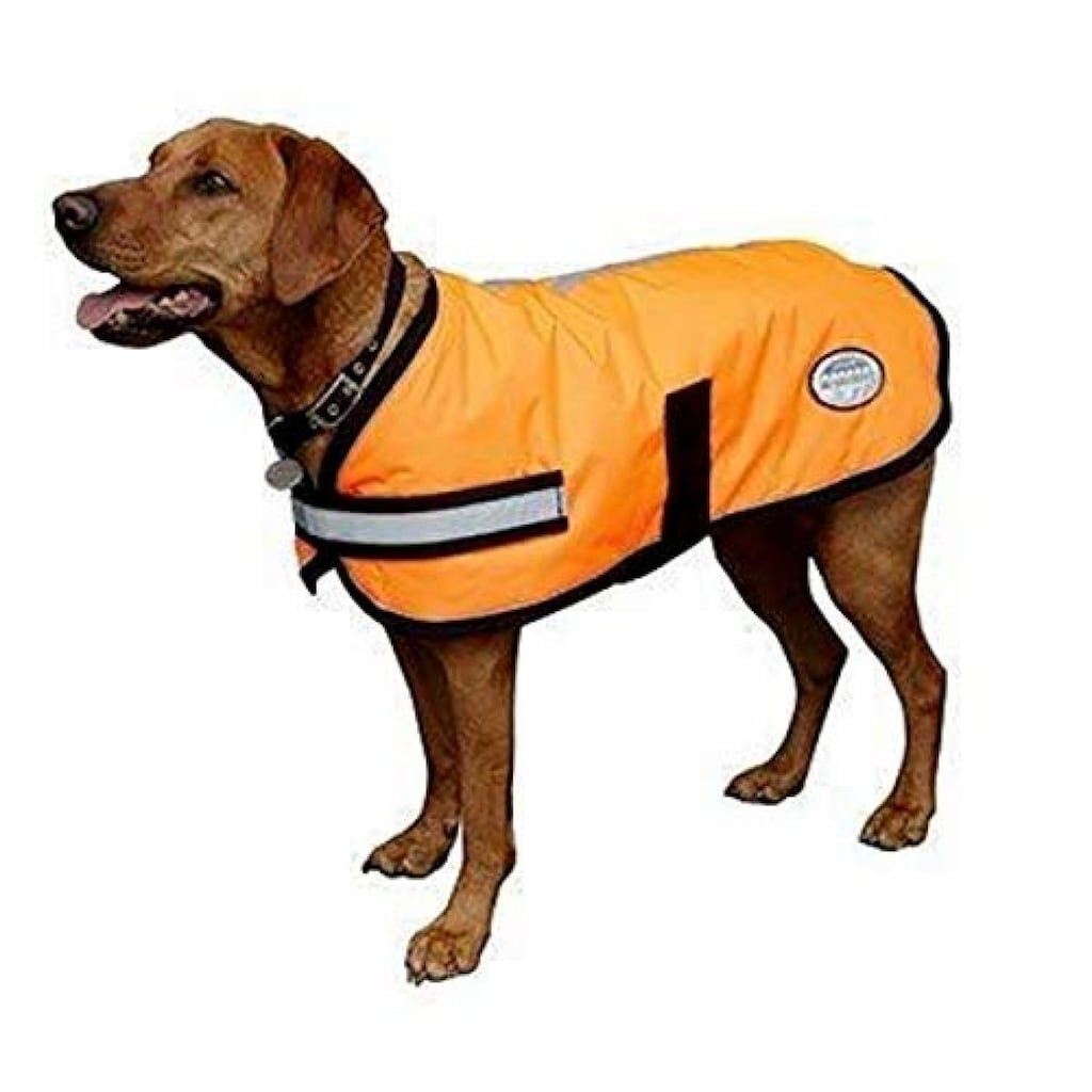 WeatherBeeta Hundejacke »Reflektive Parka 300d Hundemantel«, Fleece, (1)