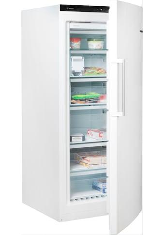 BOSCH Gefrierschrank »GSN51AWDV«, 6, 161 cm hoch, 70 cm breit kaufen