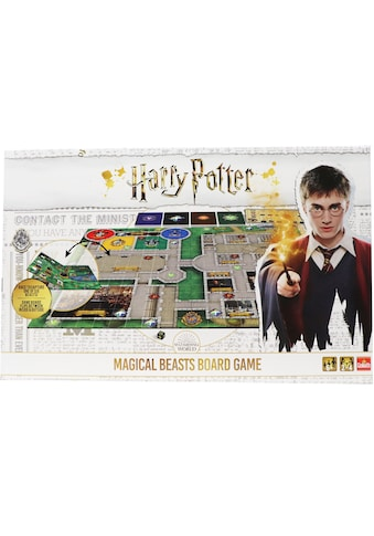 """Goliath® Spiel, """"Harry Potter  -  Magical Beasts Board Game"""" kaufen"""