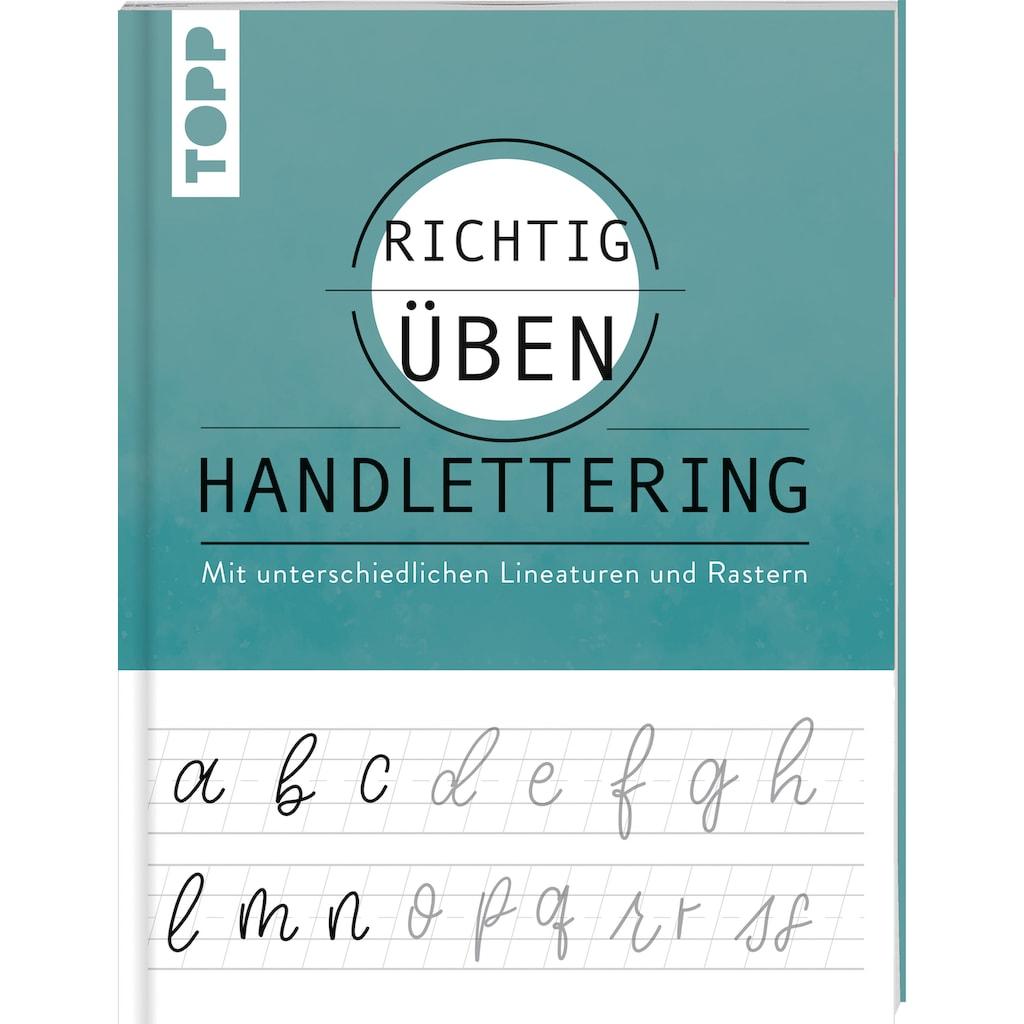 Buch »richtig üben Handlettering / Katharina Hailom«