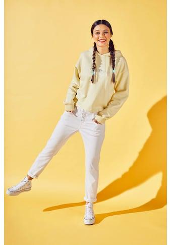 Herrlicher 7/8-Jeans »SHYRA CROPPED«, White Denim kaufen