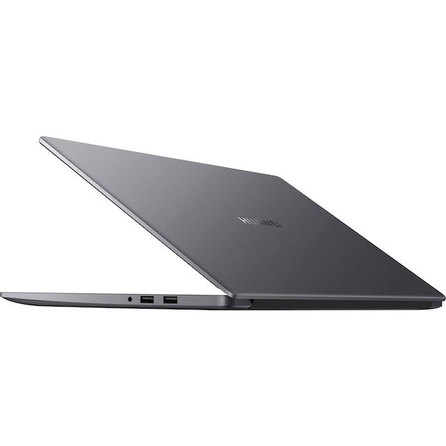 Huawei MateBook D 15 Notebook (39,62 cm / 15,6 Zoll, AMD,Ryzen 5, - GB HDD, 256 GB SSD)