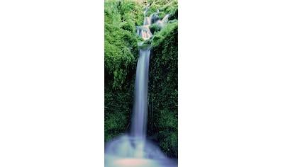 PAPERMOON Fototapete »Zaragoza Falls  -  Türtapete«, Vlies, 2 Bahnen, 90 x 200 cm kaufen