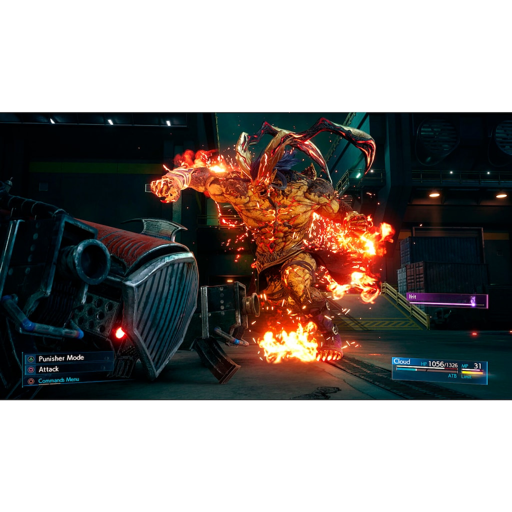 SquareEnix Spiel »Final Fantasy VII HD Remake Deluxe Edit.«, PlayStation 4