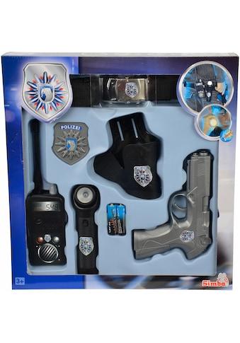 SIMBA Spielzeug-Gürtel »Polizei Streife« kaufen