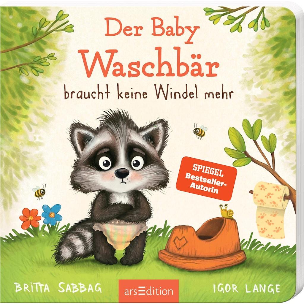 Buch »Der Baby Waschbär braucht keine Windel mehr / Britta Sabbag, Igor Lange«