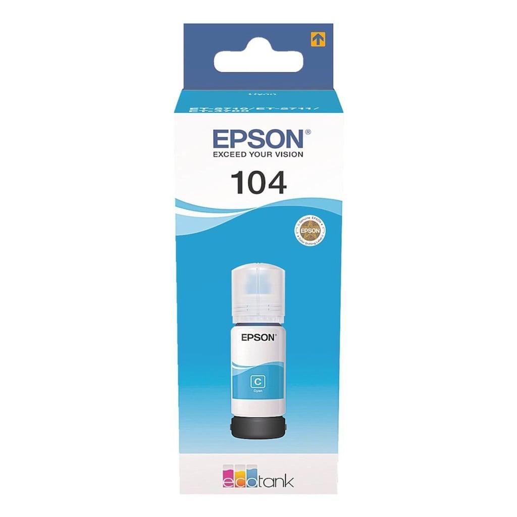 Epson Tintenpatrone »EcoTank C13T00P240«