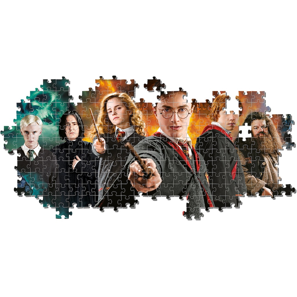 Clementoni® Puzzle »Panorama Harry Potter«, Made in Europe