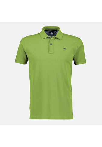 LERROS Poloshirt, in Piquéqualität, in Großen Größen kaufen
