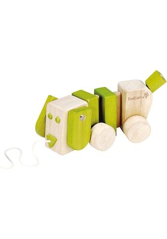 EverEarth® Nachziehtier »Nachzieh Hund«, Verbessert die Balance, FSC®-Holz aus... kaufen