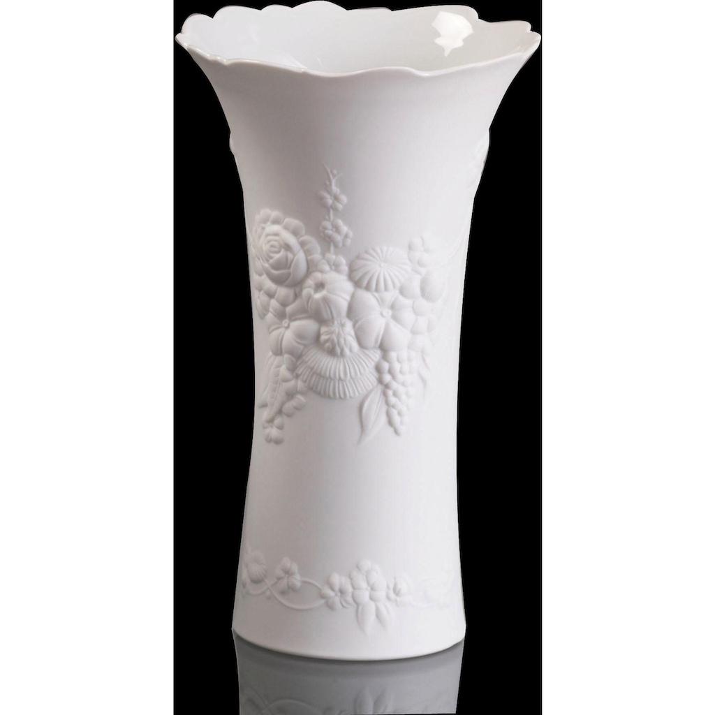Kaiser Porzellan Tischvase »Flora«, Höhe ca. 24 cm