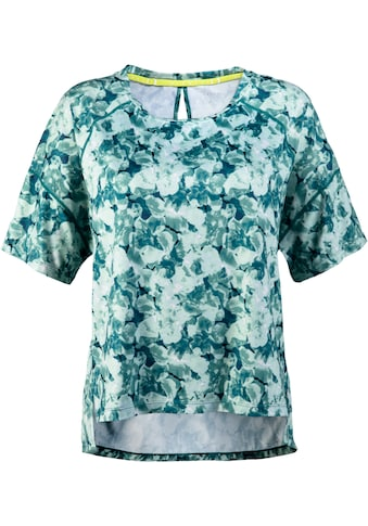 DEPROC Active Funktionsshirt »SHALAT AOP WOMEN«, Funktionsshirt in Melangeoptik kaufen