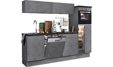 OPTIFIT Küchenzeile »Tara«, ohne E - Geräte, Breite 240 cm kaufen