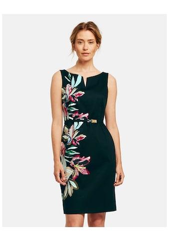 GERRY WEBER Kleid Gewebe »Kleid mit Blütenranke« kaufen