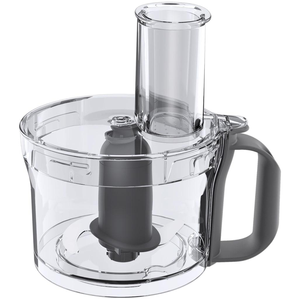 KENWOOD Küchenmaschine »MultiOne KHH326 SI«, 1000 W, 4,3 l Schüssel, Gratiszubehör im Wert von ca. 159,-€