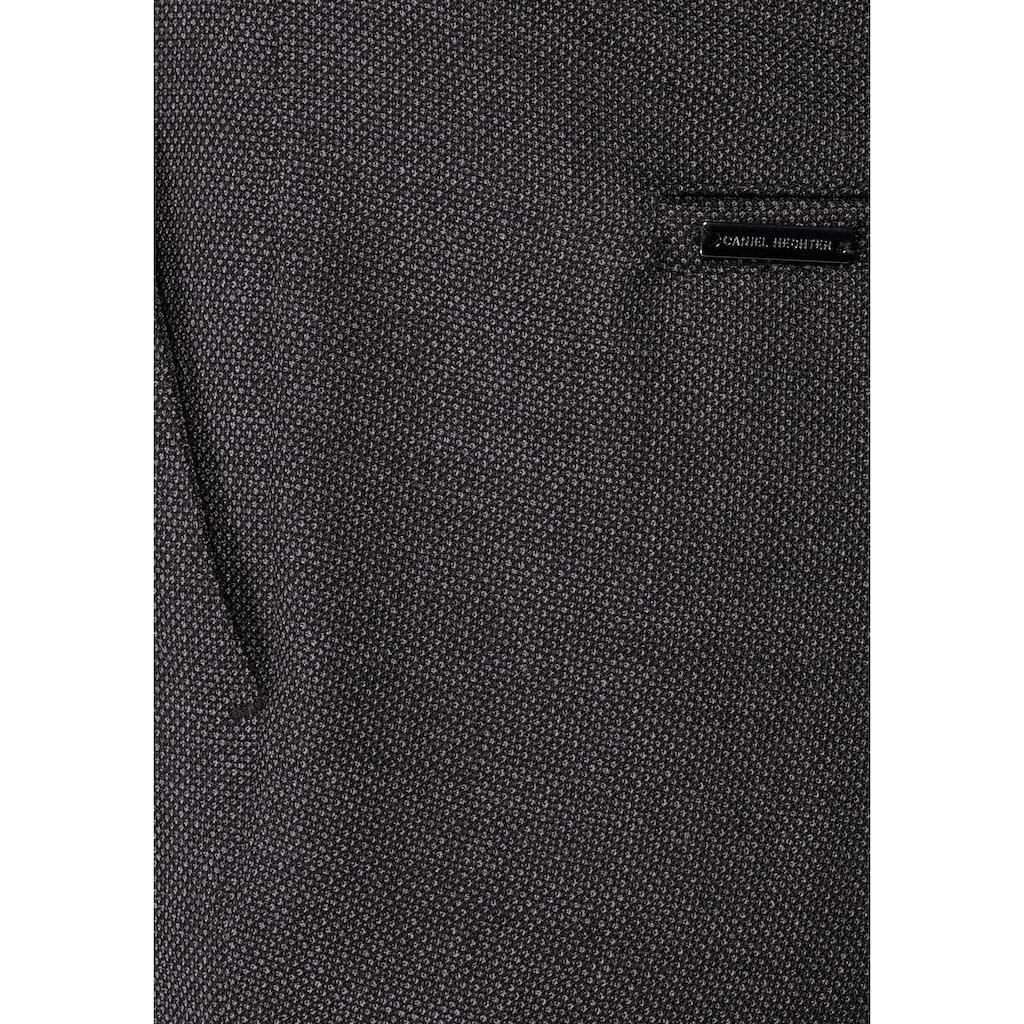 Daniel Hechter Anzughose, mit Wollanteil in wertiger Verarbeitung