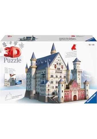 Ravensburger 3D-Puzzle »Schloss Neuschwanstein«, Made in Europe, FSC® - schützt Wald -... kaufen