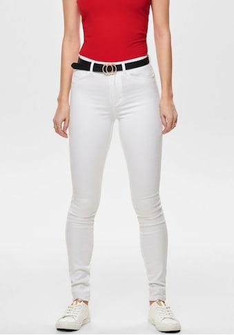 Only High - waist - Jeans »ONLROYAL« kaufen