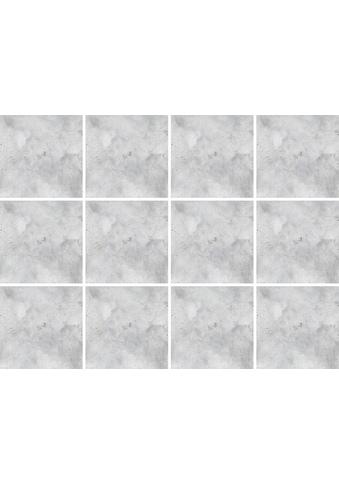 queence Fliesenaufkleber »Grau« kaufen
