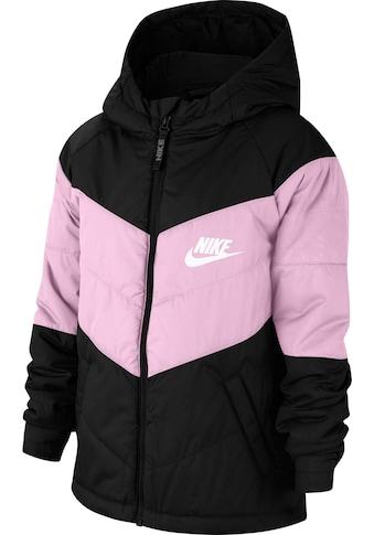 Nike Sportswear Steppjacke »GIRLS NIKE SPORTSWEAR FILLED JACKET« kaufen