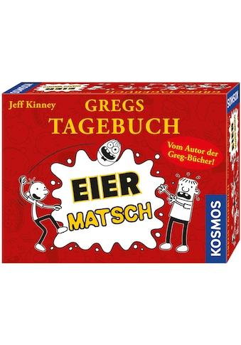 Kosmos Spiel »Gregs Tagebuch - Eier-Matsch« kaufen
