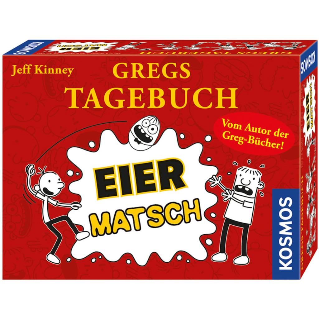 Kosmos Spiel »Gregs Tagebuch - Eier-Matsch«