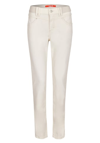 ANGELS Slim-fit-Jeans, 'One Size Authentic' mit unifarbenem Stoff kaufen
