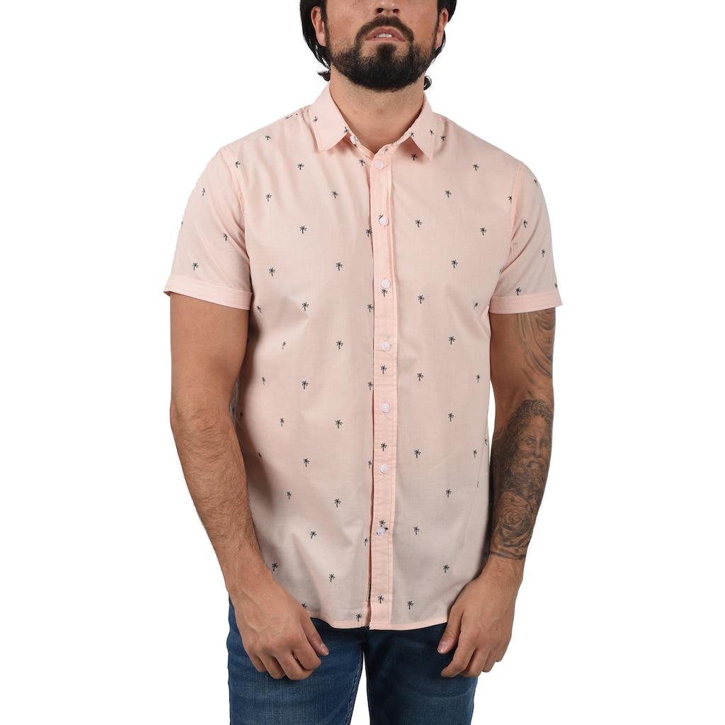 Blend Kurzarmhemd »20707829«, Kurzarm-Hemd mit Knopfleiste
