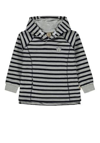 Bellybutton Sweatshirt »Basic«, Sweatshirt gestreift m. Kapuze kaufen