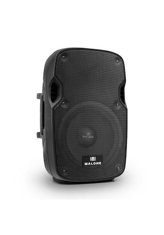 "Malone PA-Aktiv-Lautsprecher 25cm (10"") 400W Max 4 Ohm 92dB »PW-2910A« kaufen"