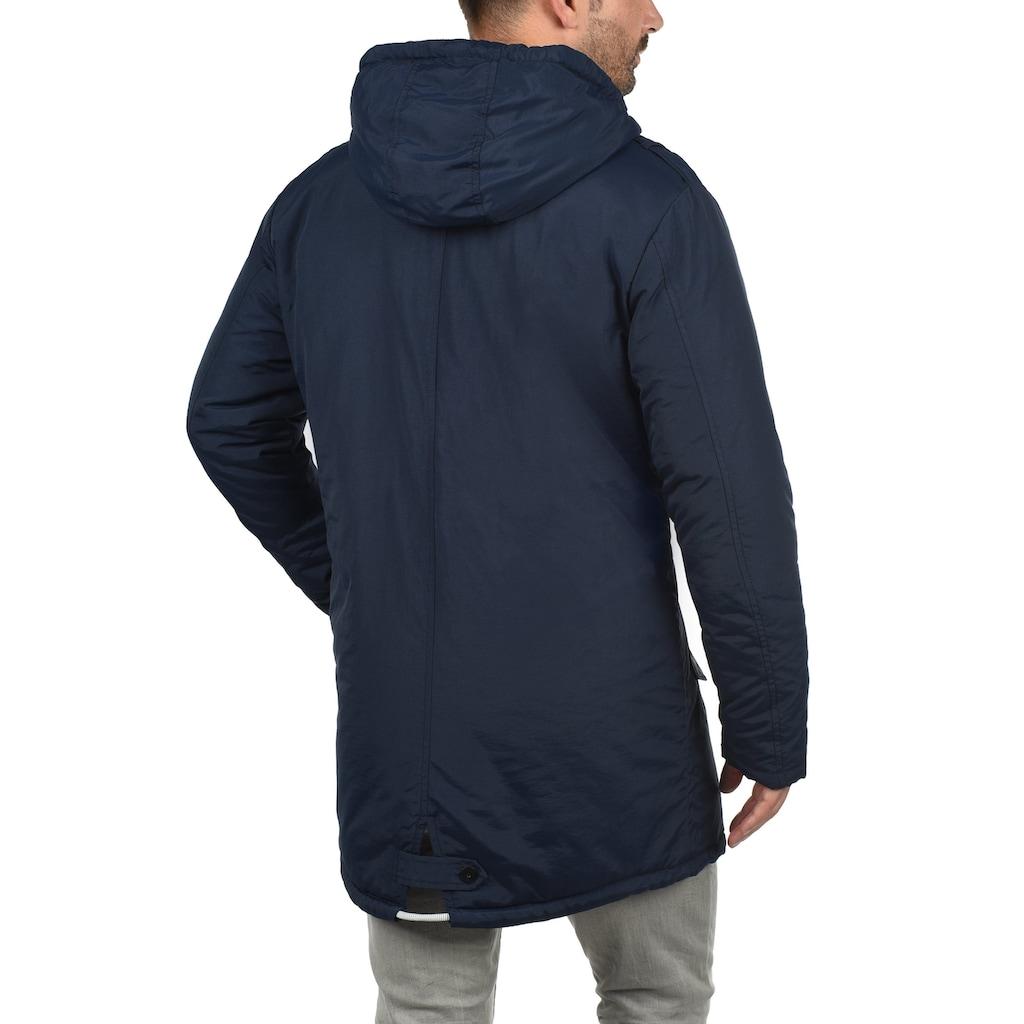 Blend Langjacke »Hendrik«, lang geschnittene Jacke