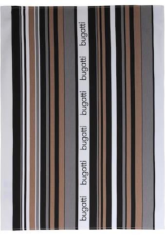 bugatti Geschirrtuch »bugatti Tape«, (Set, 3 tlg.) kaufen