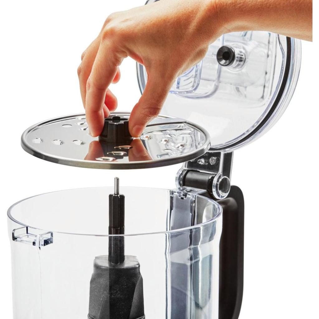 KitchenAid Zerkleinerer »5KFP0719EBM«, 250 W, 1,7-l